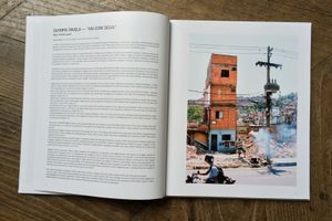 Olympic Favela book - published by Damiani
