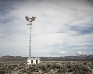 Antenna, Montello, NV