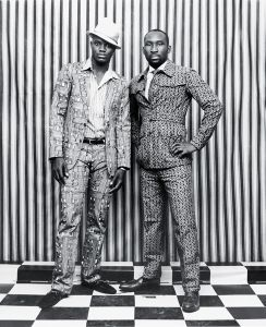 1st prize Arts and Entertainment Singles. © Malick Sidibé, Mali, for The New York Times Magazine. Fashion portfolio: Prints and the Revolution, Mali