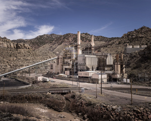 Castle Gate Power Plant, Helper, UT