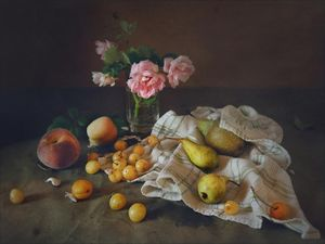 Washed Fruits, 2014