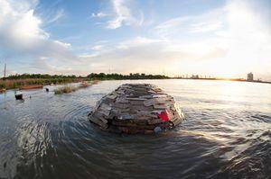 Wood Debris Dome   © Jeremy Underwood