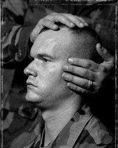 Soldier: Ludlow  368 Days in Iraq © Suzanne Opton