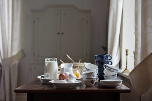 Swedish Breakfast (Morning Light), 2011