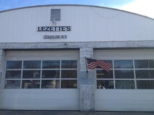 Lezette's Garage - Toodlum NY