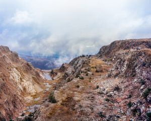 Quartz quarry, Izery Mts.