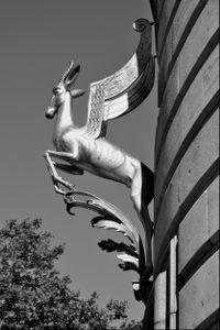 Building Ornament, London