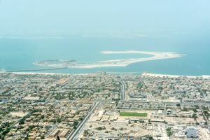 Daria Island design & land reclamation, Dubai
