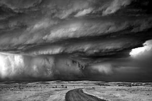 Bear's Claw, Moorcroft, Wyoming, 2010, © Mitch Dobrowner