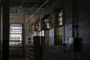 Alcatraz, Library