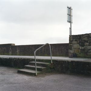 Steps and Handrail II, Front Strand, Youghal, Co. Cork, 2012