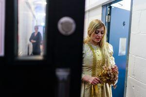 09 Nov 2017. Cork Opera House - Backstage. Anna Ilaya Ozolina.