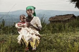 """""""Evidence of Resilience"""" #3 Nyarutuntu Village, Burundi"""