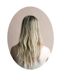 "Georgia, from ""a modern hair study"" © Tara Bogart"