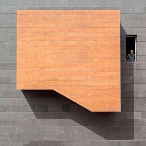 Shape in Square, 2014 © Serge Najjar, Galerie Tanit