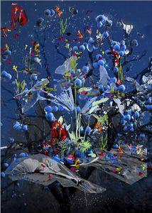 1999 mustang_PLAYBOY-NUDE-STARS+Uranium zycam, 2018 © Petra Cortright. Courtesy Danziger Gallery.