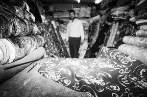 Fabrics and Paterns, 2010 © Clara Abi Nader