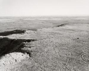 Quarried Mesa Top, Pueblo County, Colorado © Robert Adams, Jeu de Paume