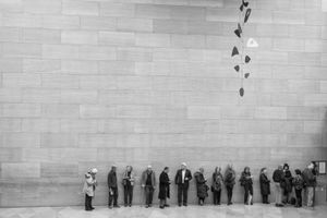 Queue & Calder. Washington DC