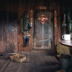 Inner Mongolia-Fishing Boots © Marrigje de Maar