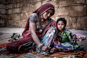 Jasisalmer India
