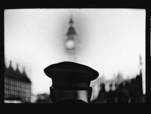 Untitled (Policeman Big Ben), 2012
