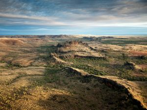 China Wall, Kirkimbie CPC, Northern Territory, Australia