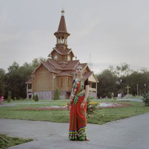 Julia, 29 years old. ISKCON membership - 6 years (Russia, Samara, 2016)