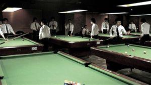 """""""Pool hall"""""""