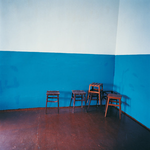Gathering Room, Men's prison, Ukraine 2010
