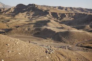 Awbar Village, Darbandikhan area, Iraq. The mountains around Awbar village. 16/05/15.
