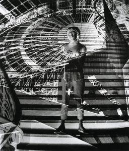 Grand Palais 2, 1955 © Otto Steinert, Kicken Berlin