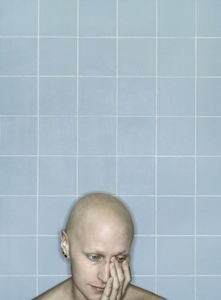 Self-Portrait, Chemo 7th Cycle II, 04.2006