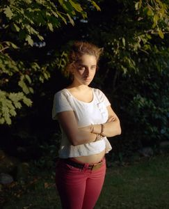 EMily on her 21st Birthday, Mt. Vernon, WA, 2011