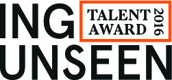 Logo ING Unseen Talent Award 2016
