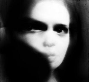 © Marina Lapina, Autoportrait, 2007