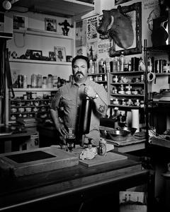 Michael Barnes, Printmaker