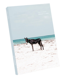 Nomad's Land, photobook cover. Bilingual edition, French and English. 128 pages. Lalla Hadria Editions.