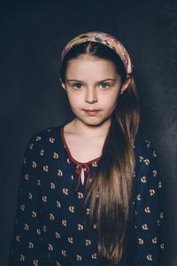 Megan aged 10.