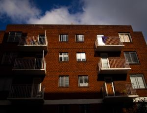 Surry Hills flats.  © Ross Duncan