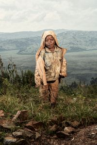 """Evidence of Resilience"" #12 Kintobo Village, Rwanda"