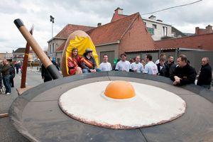 Egg Queen, Kruishoutem © Nick Hannes