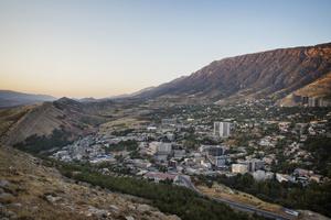 A view of Shaqlawa. 29/08/15.