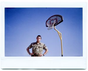 "From the series ""Afghanistan Blueys"" © Tim Bowditch"