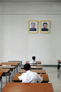 Pyongyang university.