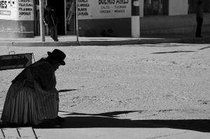 Bolivia, Villazon