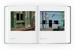 Stephen Shore: Selected Places. Published by Aperture.