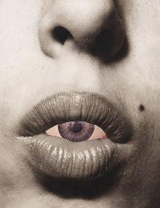 Penelope Slinger, I Speak What I See, 1973 © Riflemaker, Paris Photo LA