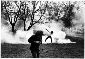 Cambodia Invasion Riot, Ohio ,1970