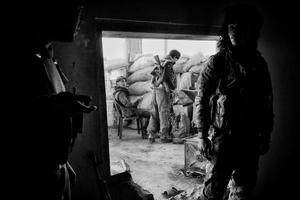 Syria, SDF face ISIL near Manbij